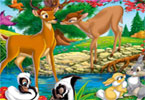 Bambi Puzzle 2010